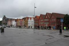 Världsarvet Bergens brygga